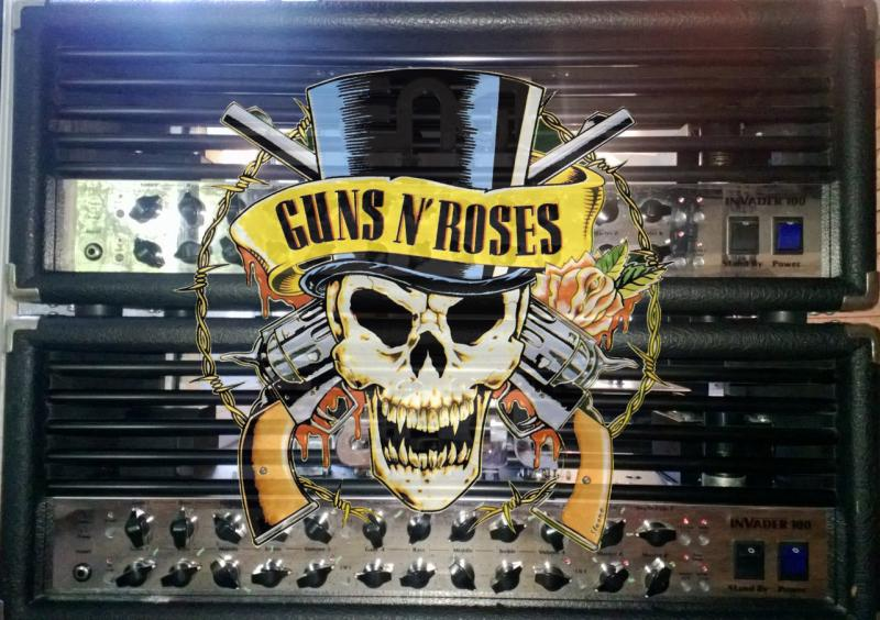 ENGL Invader Guns n Roses