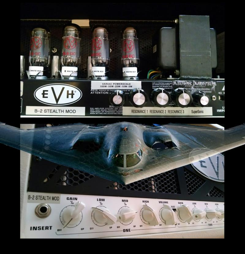 B-2 STEALTH MOD for EVH-III