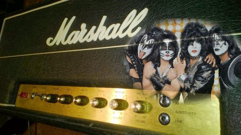 KISS Marshall JMP
