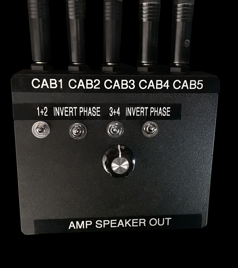 KRUSE amp cab switching router selector Unit 2
